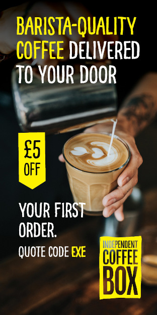 Independant Coffee Box - Barista-Quality coffee delivered to your door