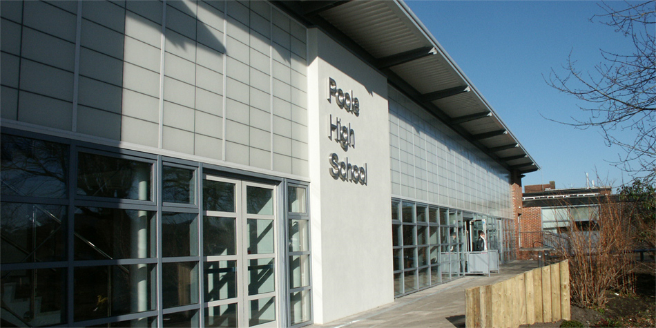 Swh Awarded A Contract At Poole High School The Exeter Daily