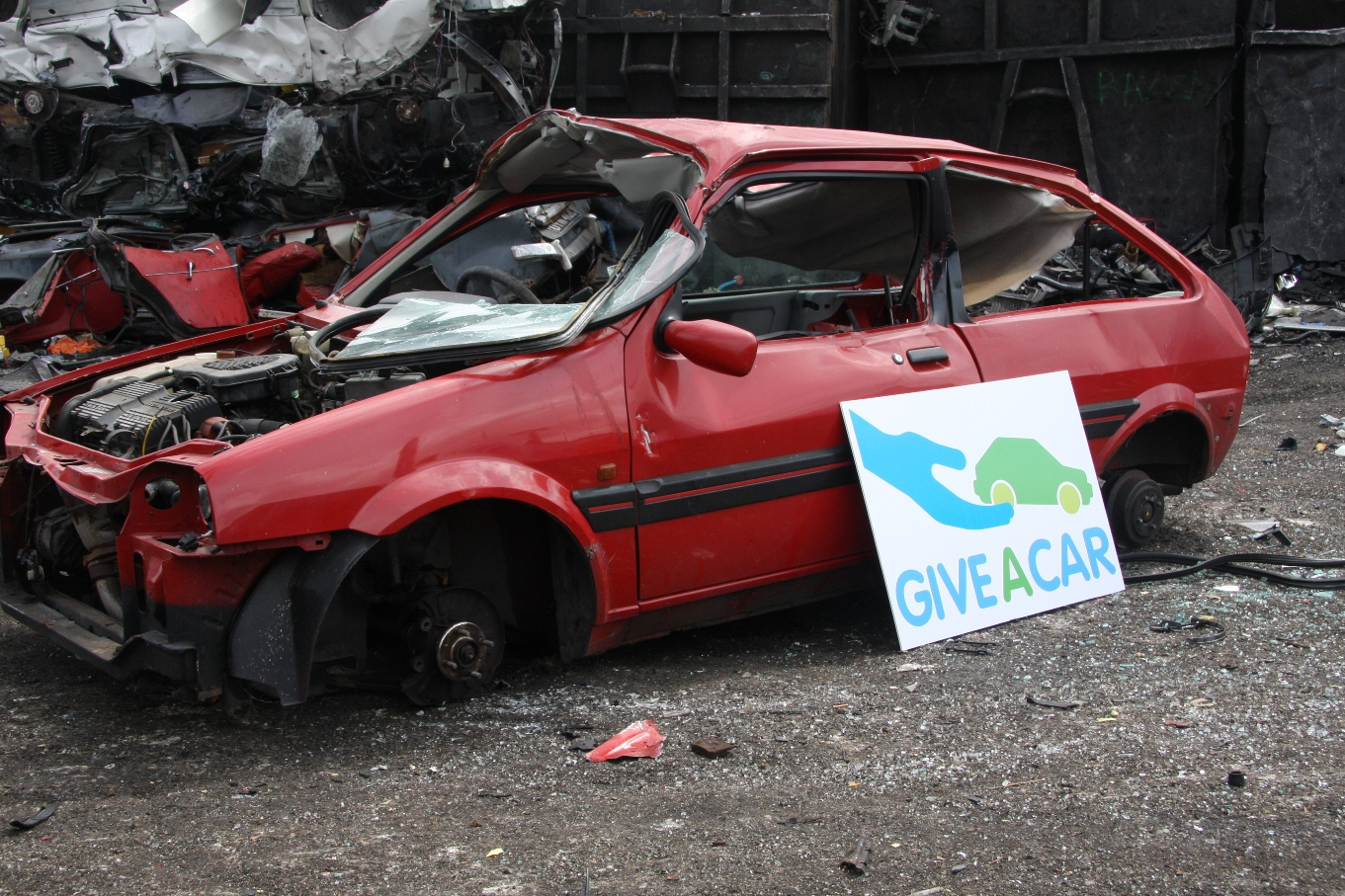 Your old unwanted scrap car can help ELF! | The Exeter Daily