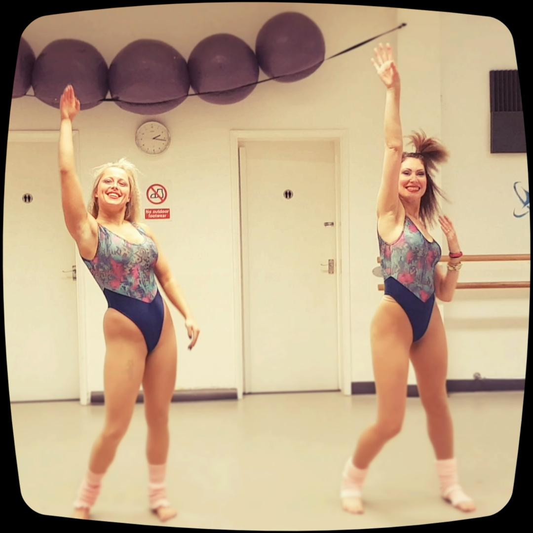 Hilarious 80s Aerobic Video Promotes Dance Classes
