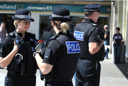 Devon police officer sex