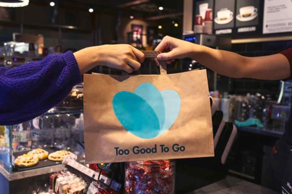 Costa Coffee expands partnership with Too Good To Go to tackle food waste  in Exeter   The Exeter Daily