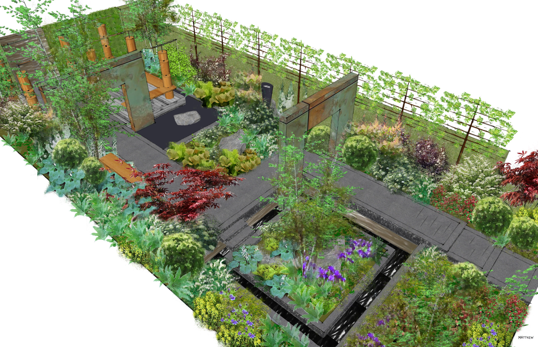 Brewin Dolphin Garden Announced For RHS Chelsea Flower