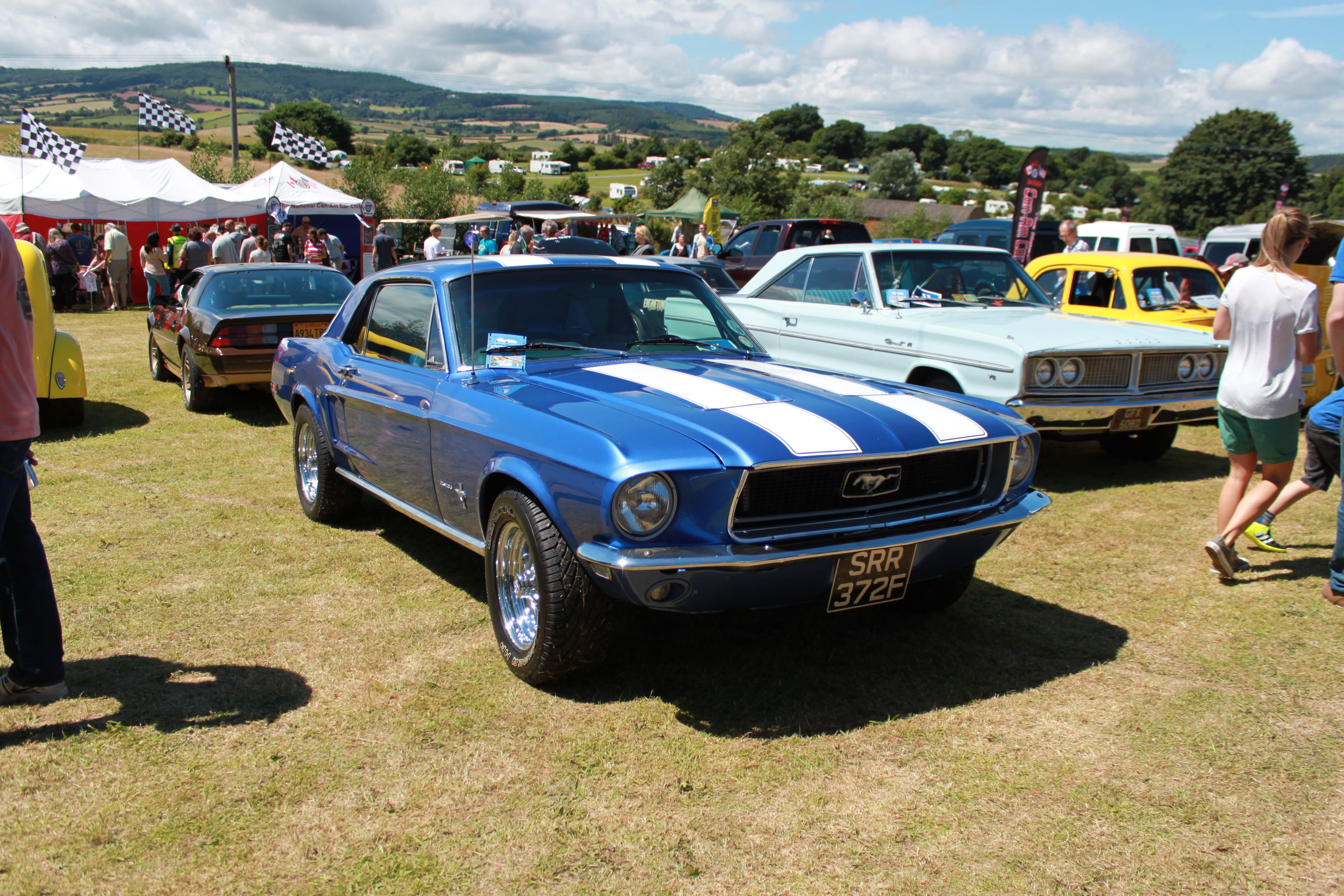 South West\'s largest classic American car show returns to Cofton ...