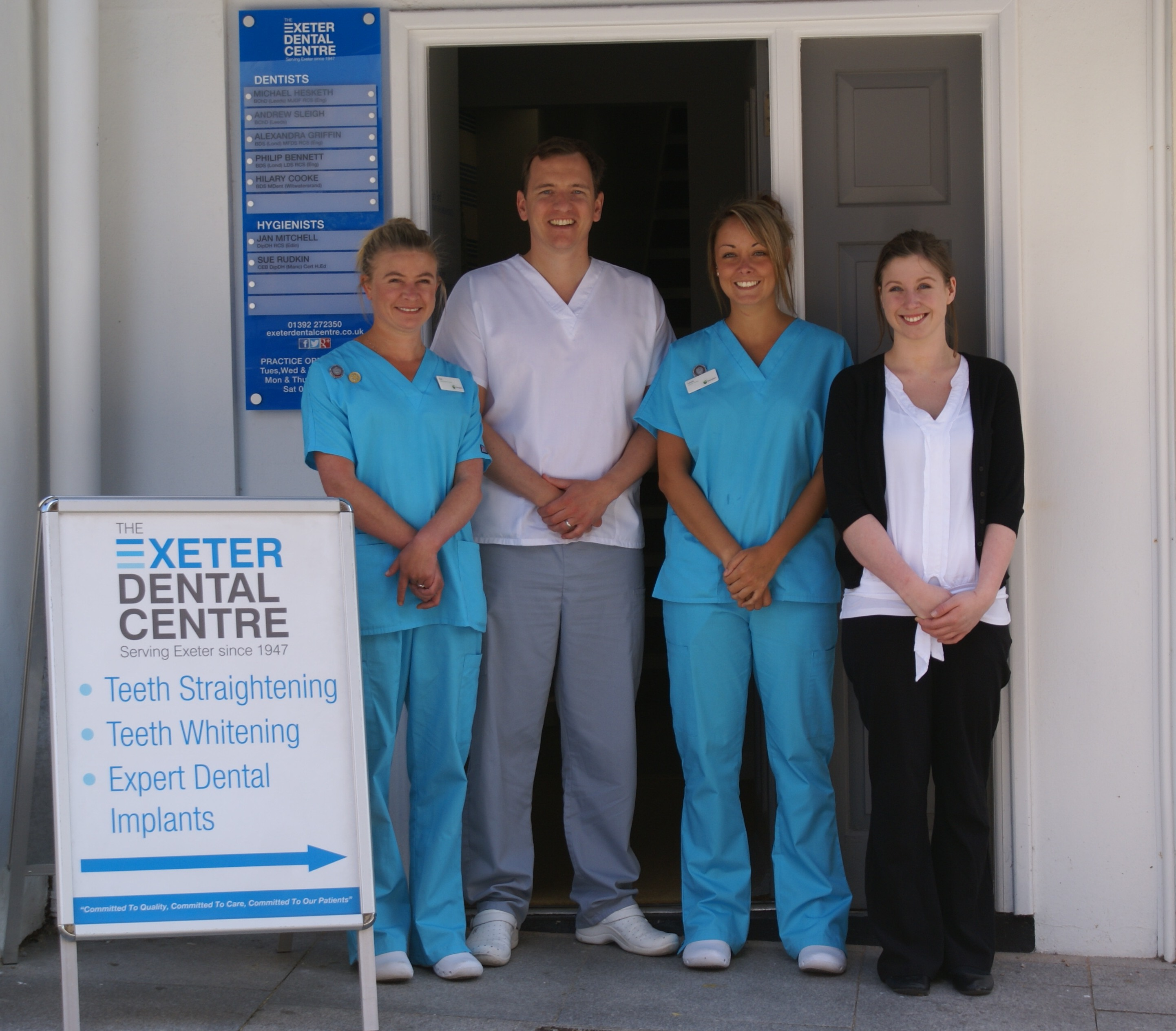 Exeter Dental Centre To Open Seven Days A Week
