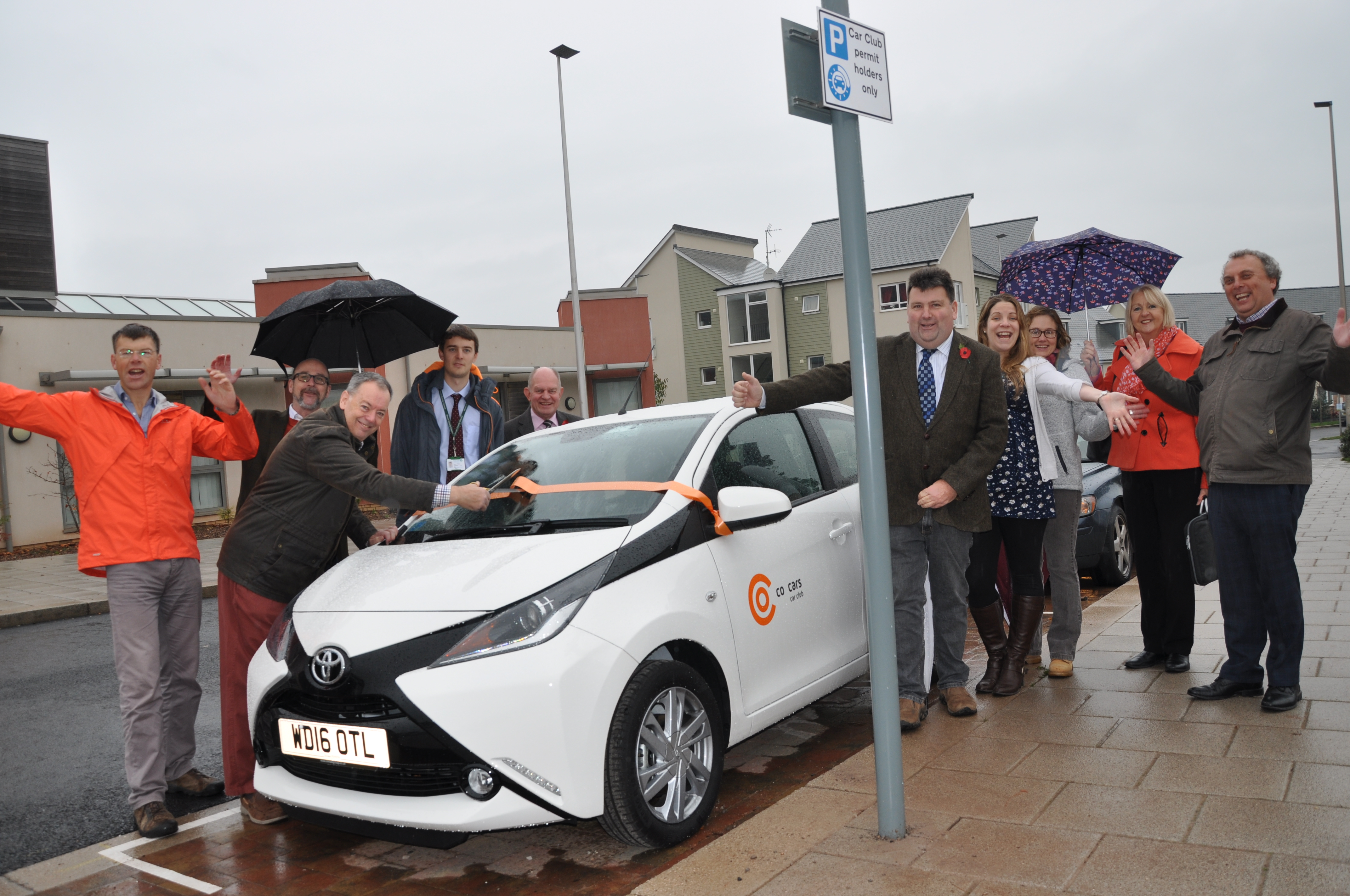 Co Cars Hire By The Hour Car Club Launches In Cranbrook