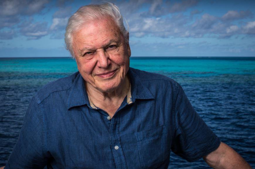 Exeter Scientist Helps Bring Attenborough S Great Barrier