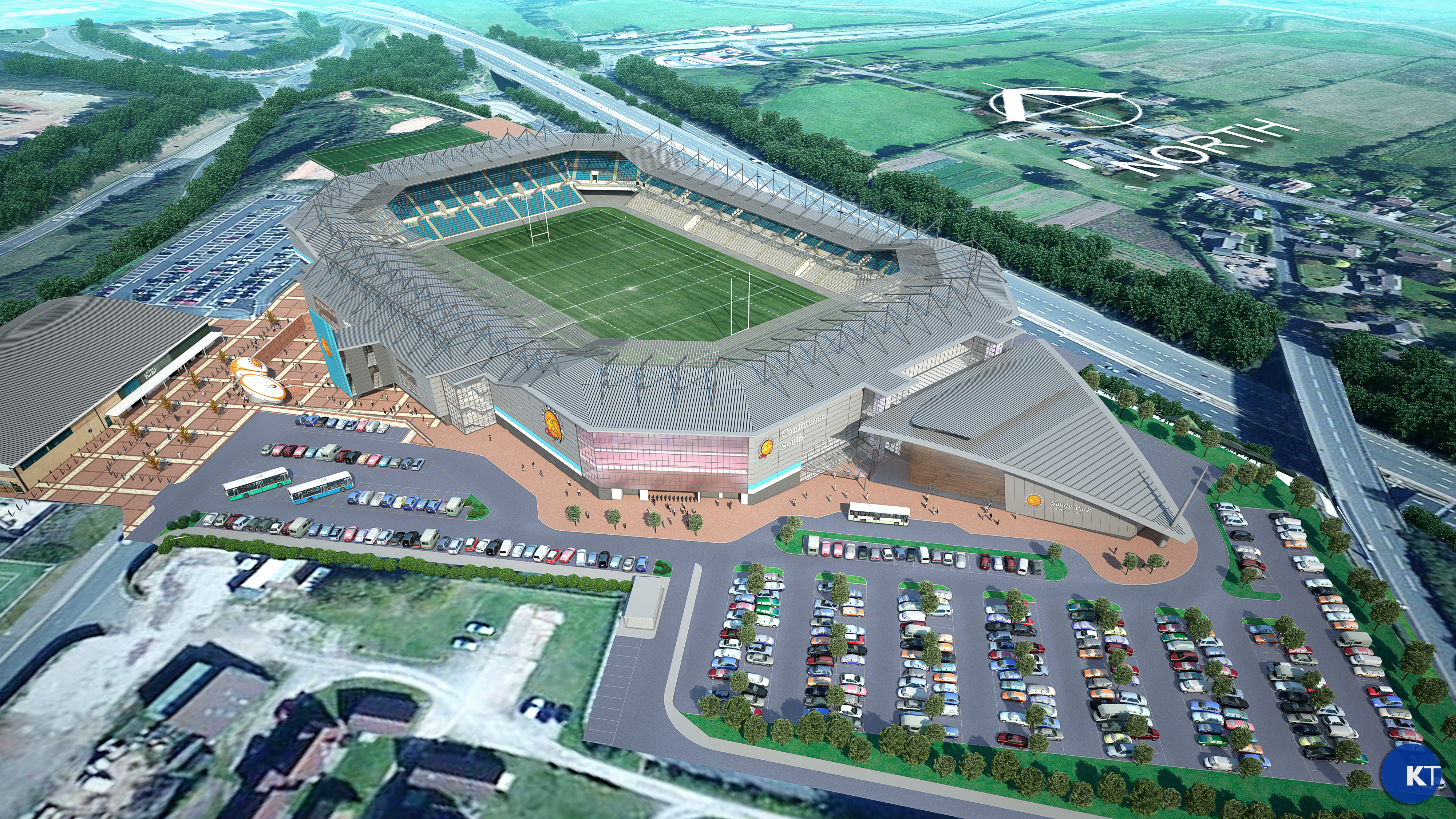 Sandy Park Development Plans Approved By Ecc The Exeter