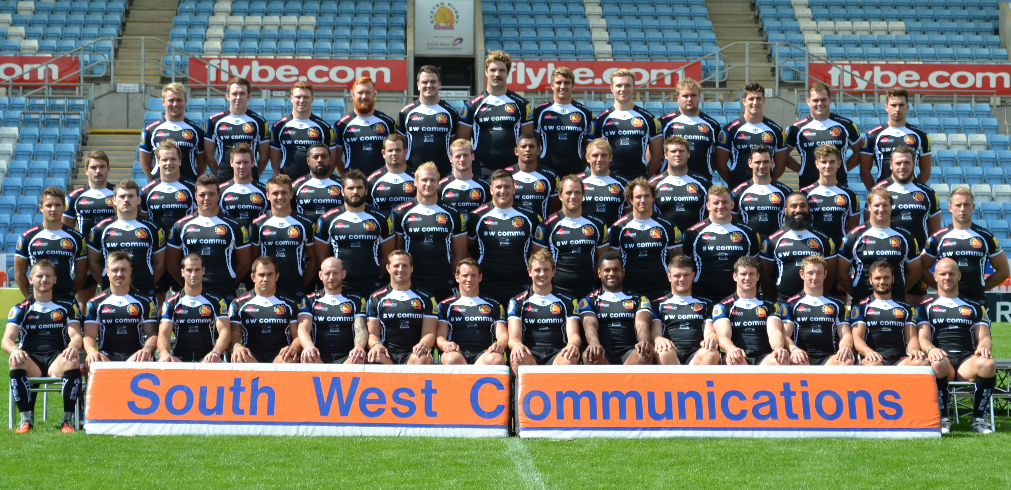 Exeter Chiefs side to face Bayonne