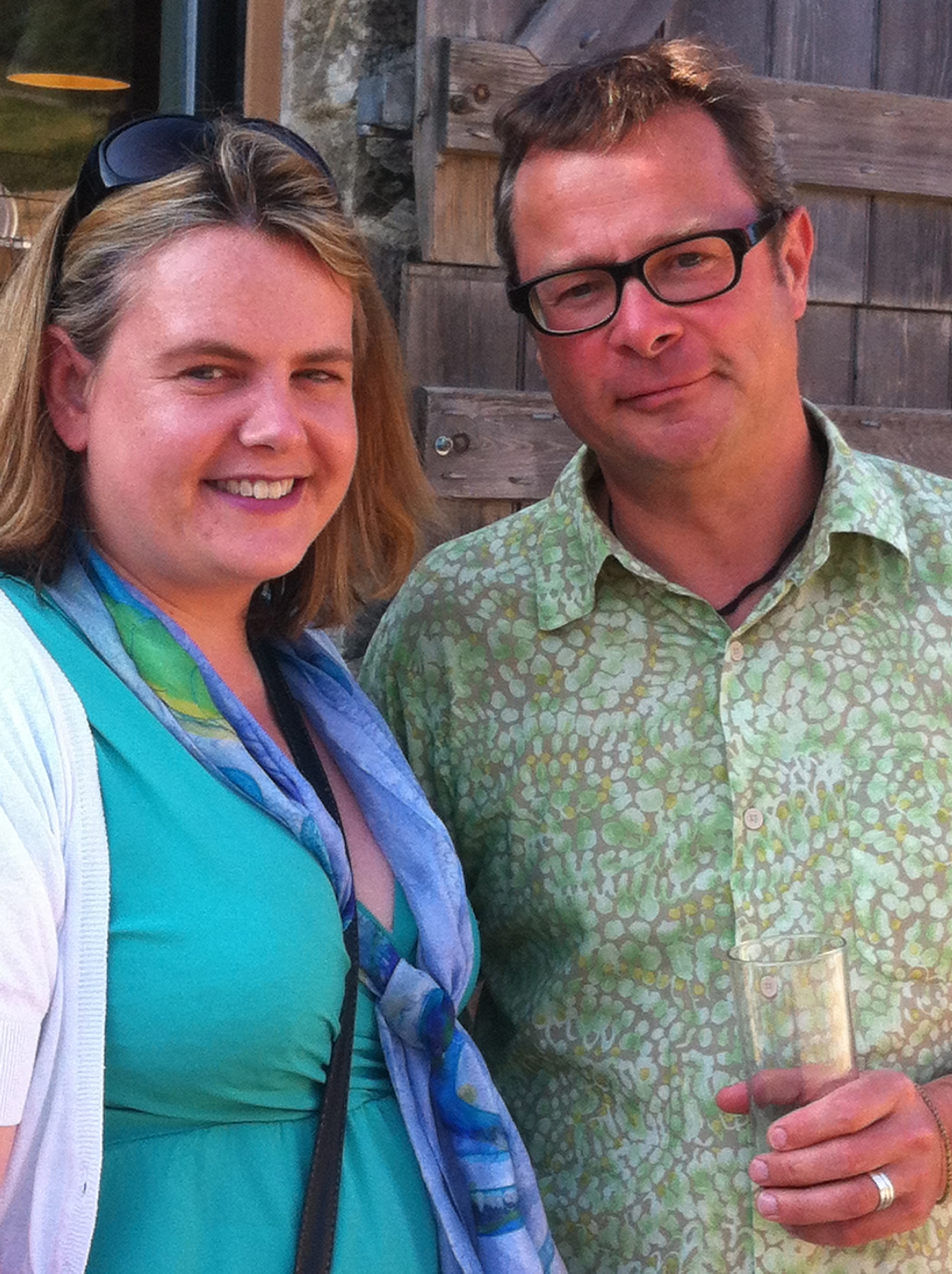 Hugh Fearnley Whittingstall Crowns Sam Lomas River Cottage