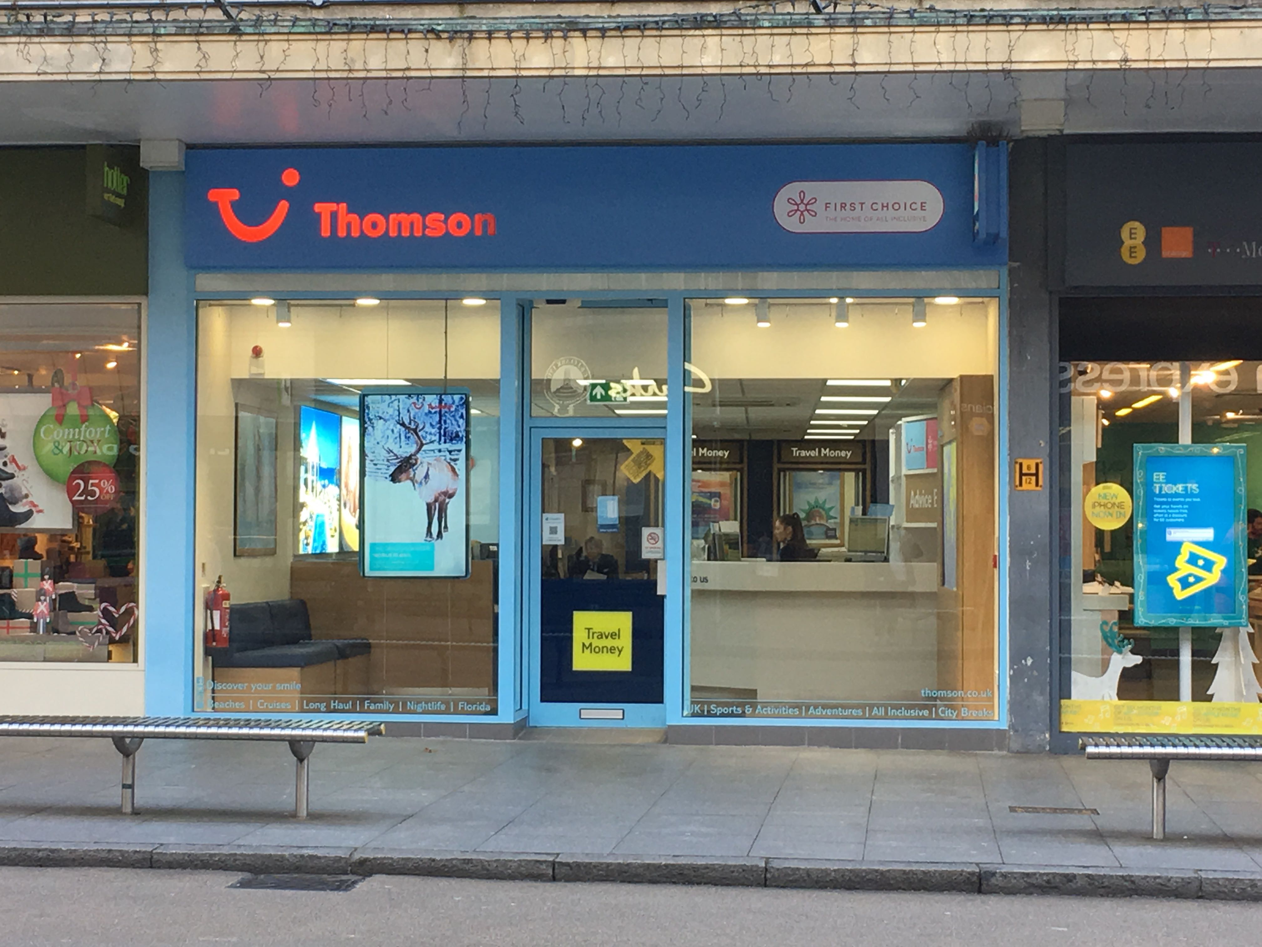 Explore The Beauty Of Caribbean: Thomson Unveils New-look Store In Exeter