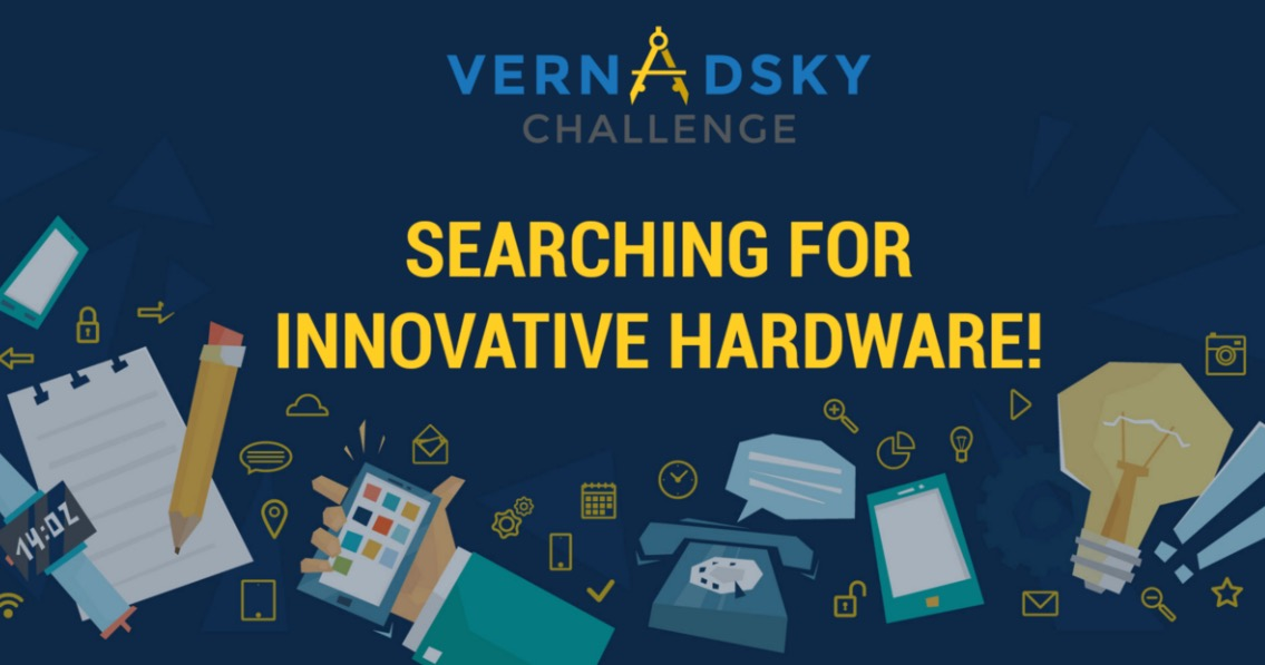 Where to showcase your new invention? Try Vernadsky Challenge, Max Polyakov initiative