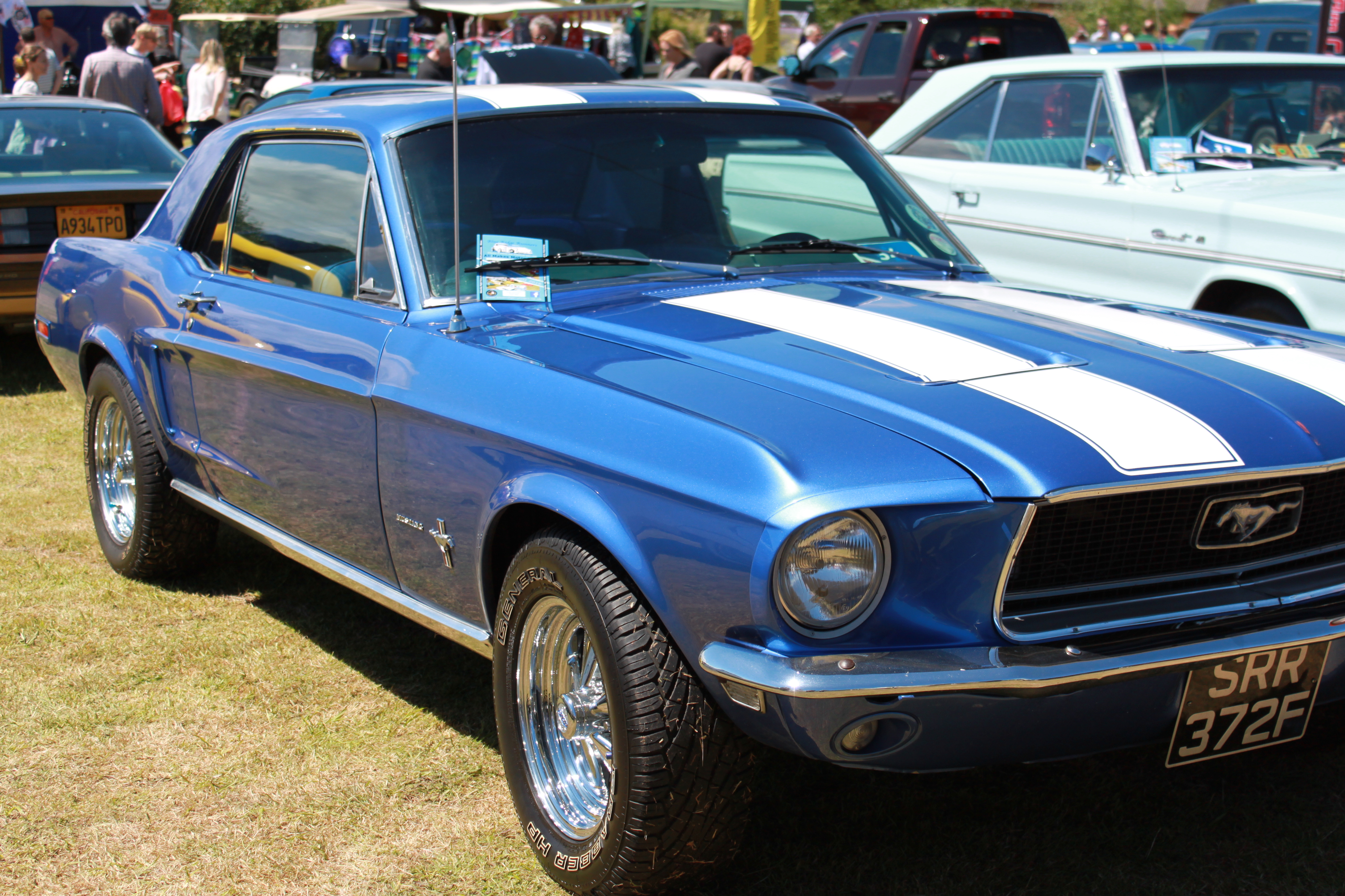 SW\'s largest classic American car show returns to Cofton | The ...