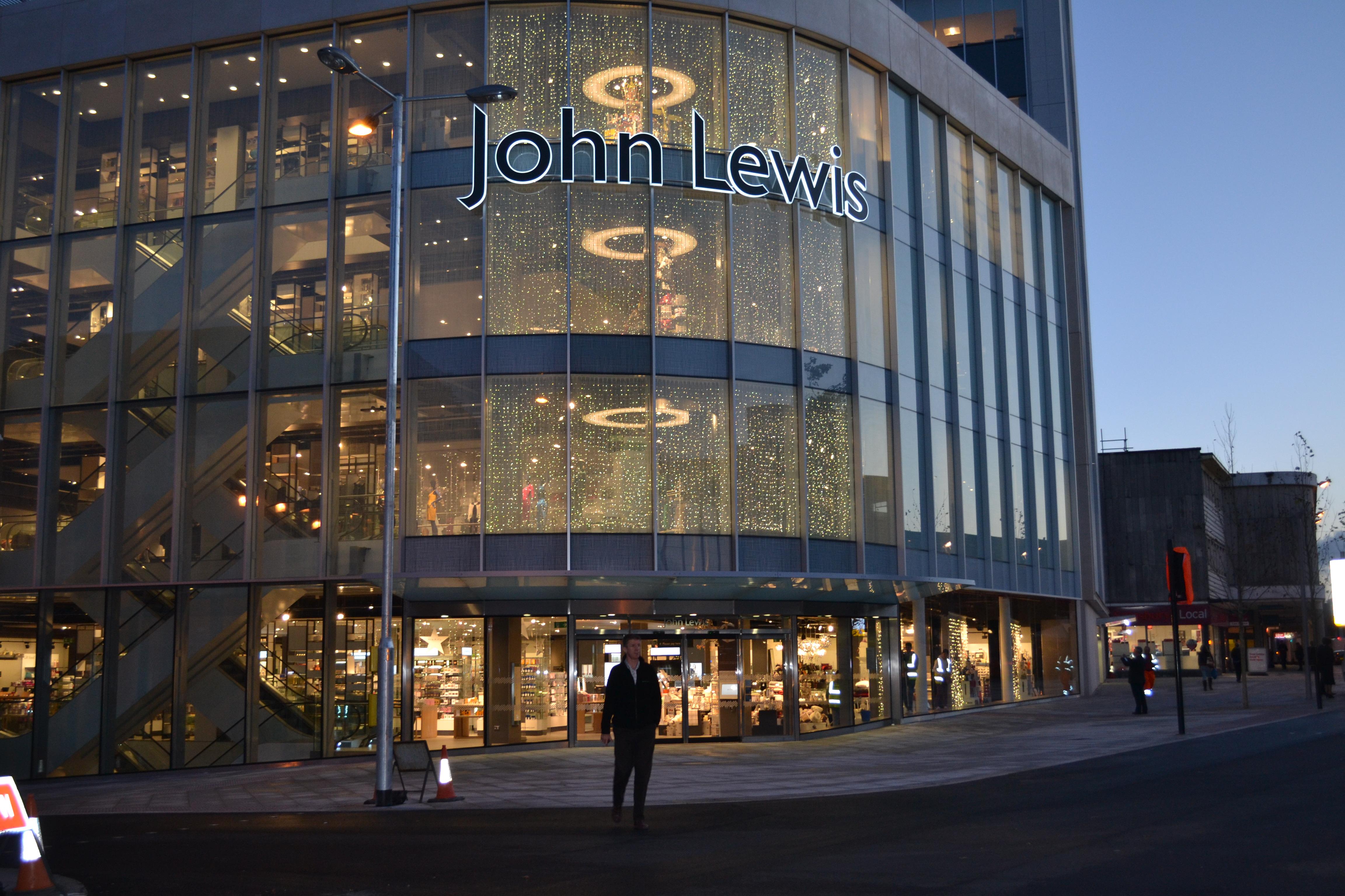 National newspaper praises John Lewis joint effort | The ...