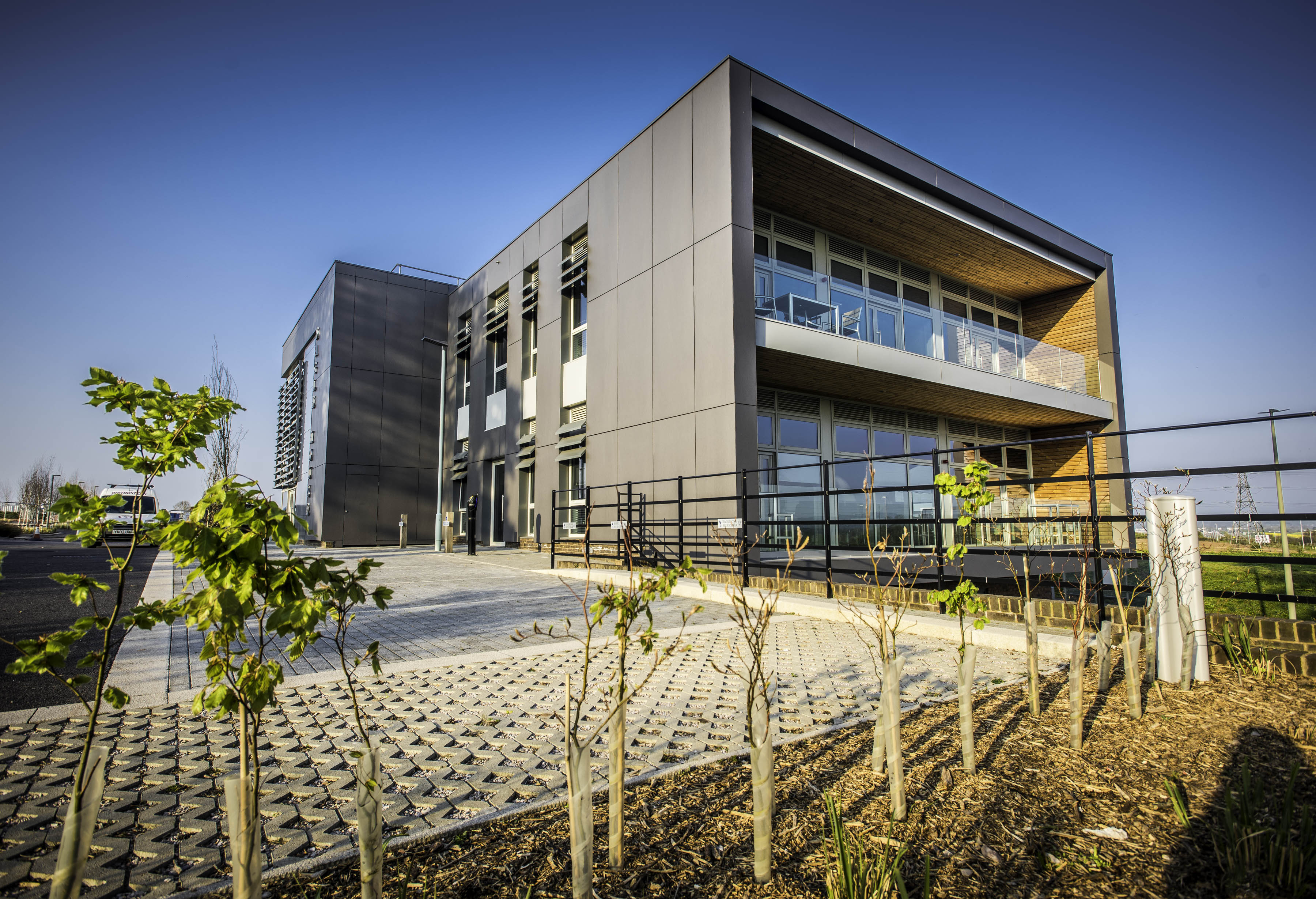 exeter office space. Award For Flagship Science Park Building Exeter Office Space