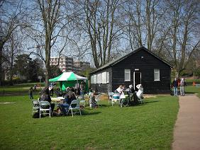 Newtown Wildlife Cafe At Belmont Park The Exeter Daily