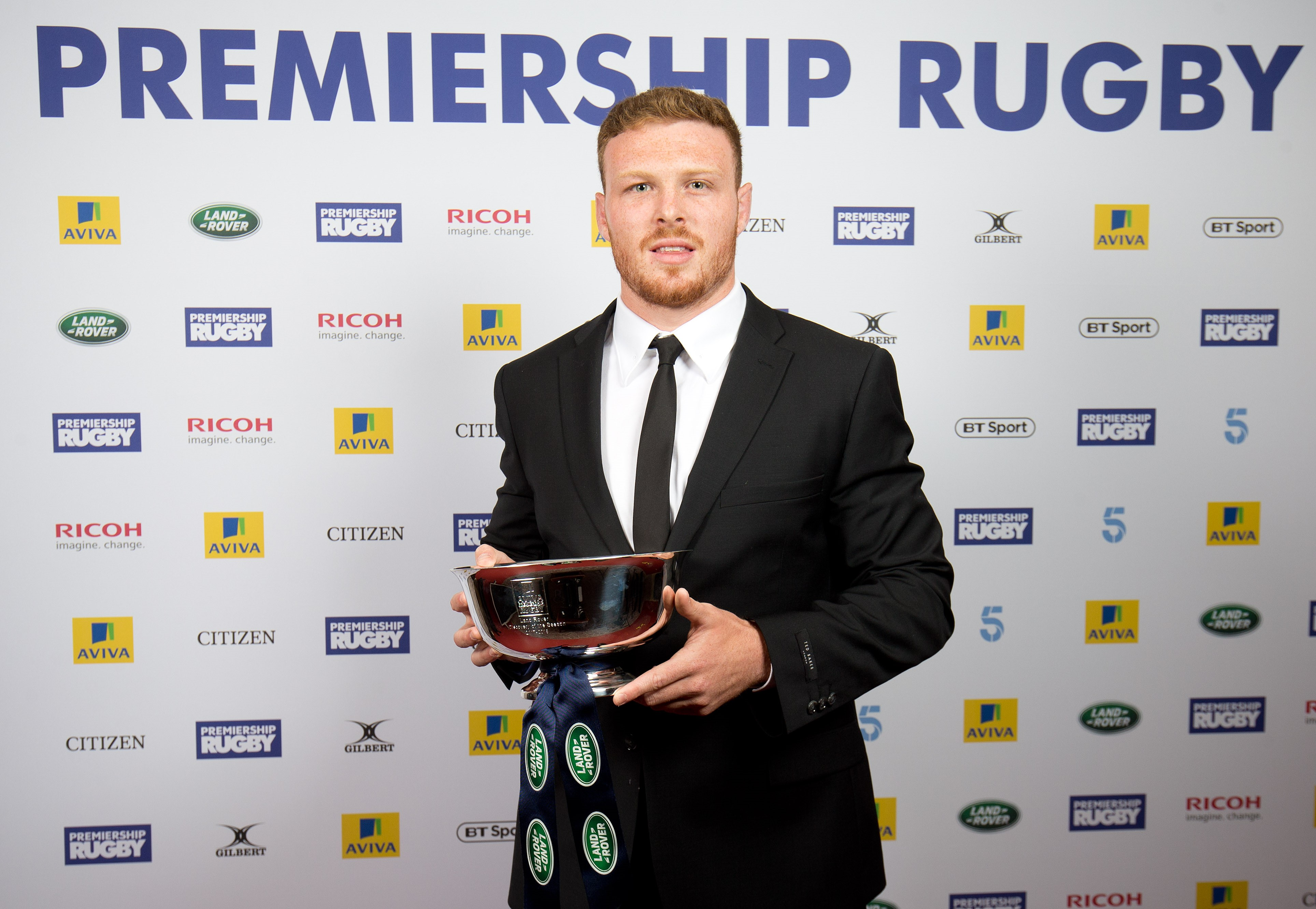 Simmonds Named Land Rover Discovery Of The Season At Aviva Premiership Rugby Awards The Exeter Daily