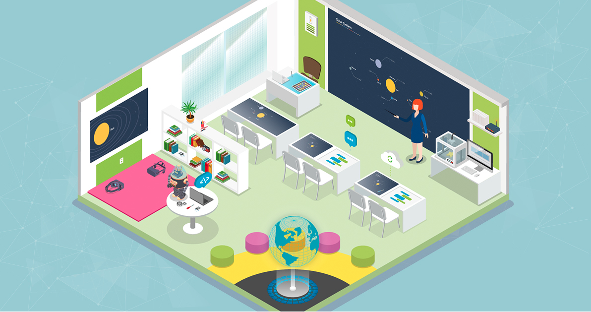 Could this be the classroom of the future? | The Exeter Daily