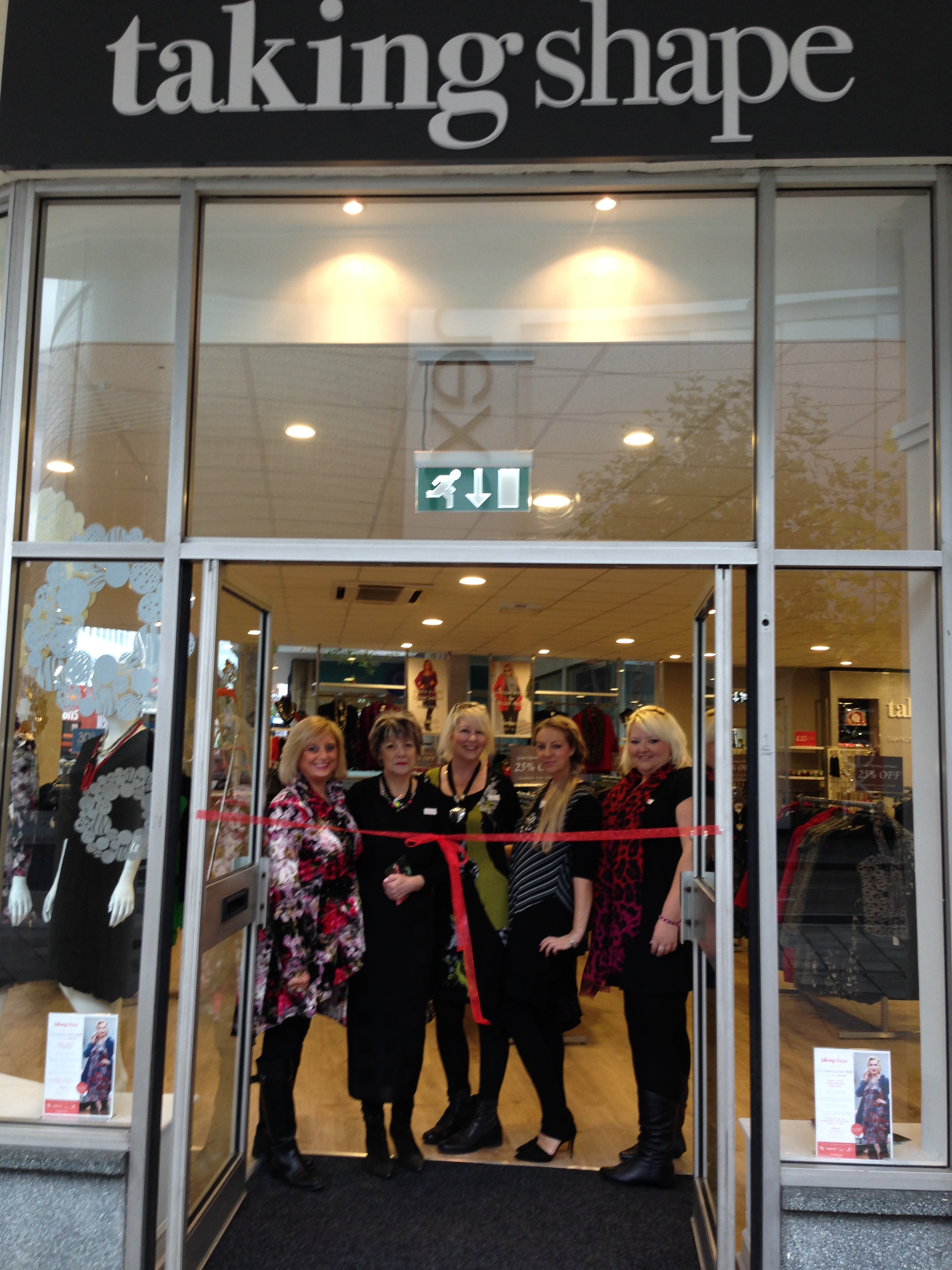 Taking Shape store opens in Exeter | The Exeter Daily