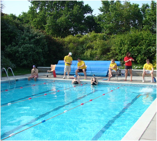 New Changing Room For Campus Outdoor Pool The Exeter Daily