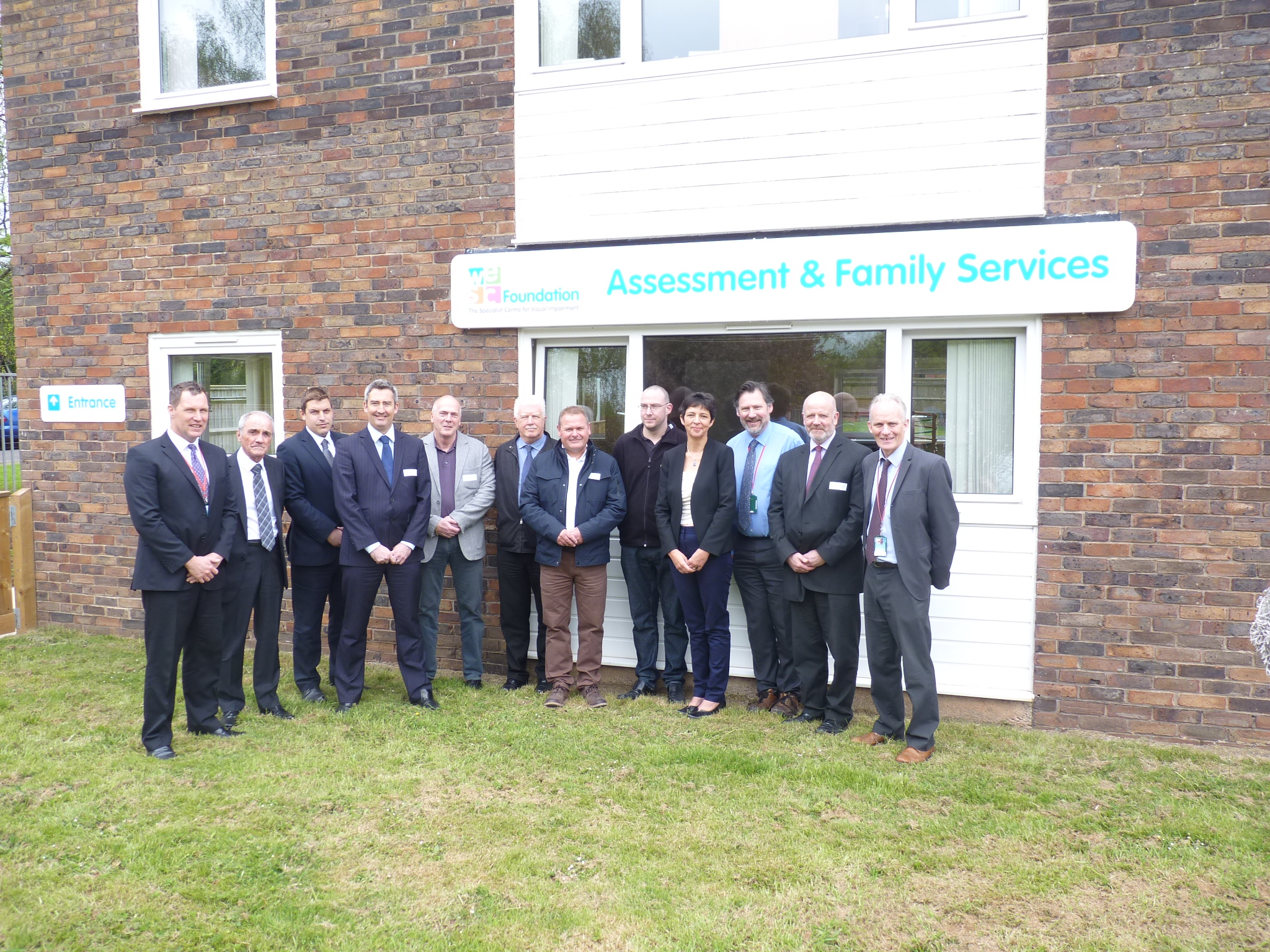 Exeter Firm Refurbishes Wesc Family Centre The Exeter Daily