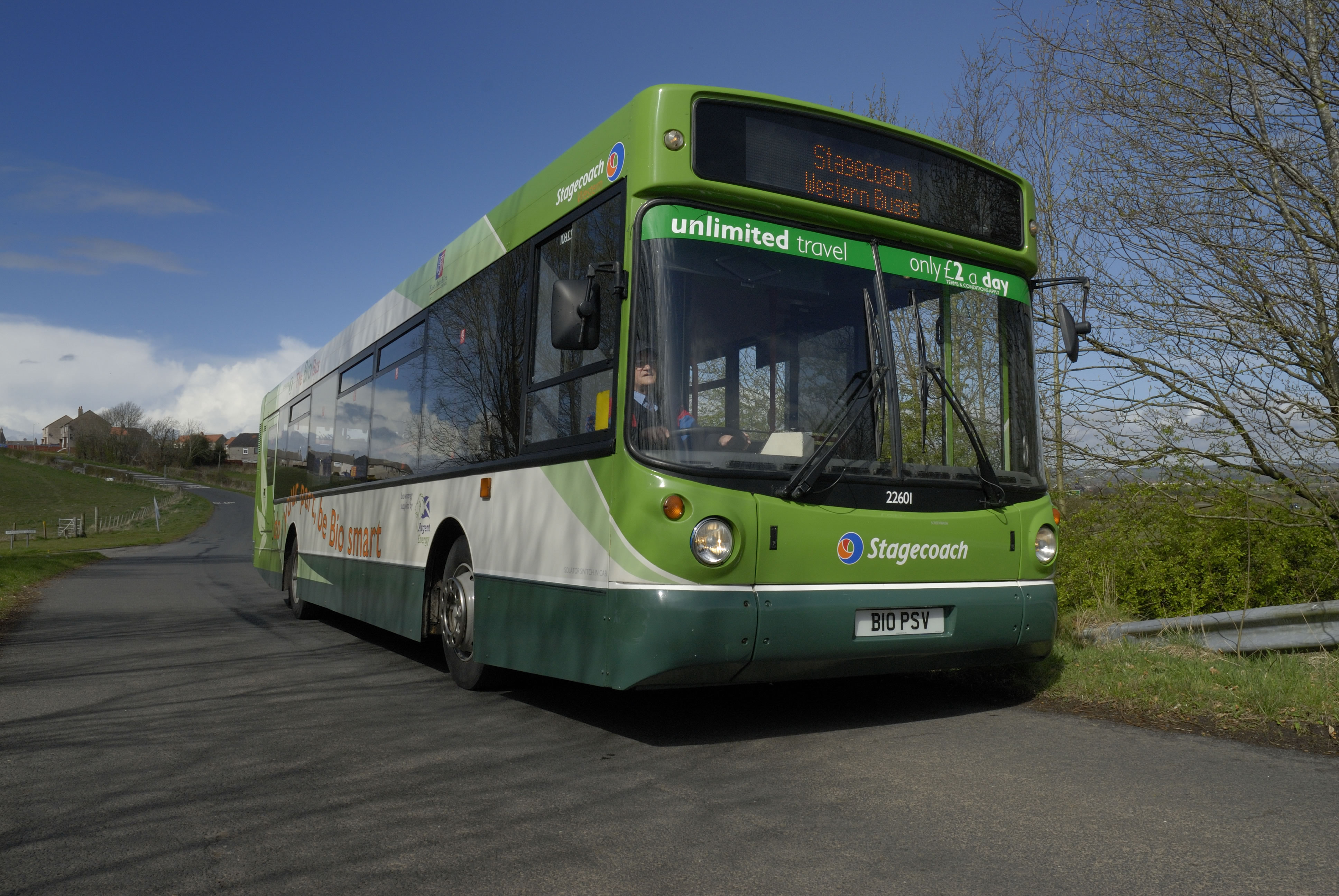 Stagecoach Annual Green Week To Focus On Energy Reduction