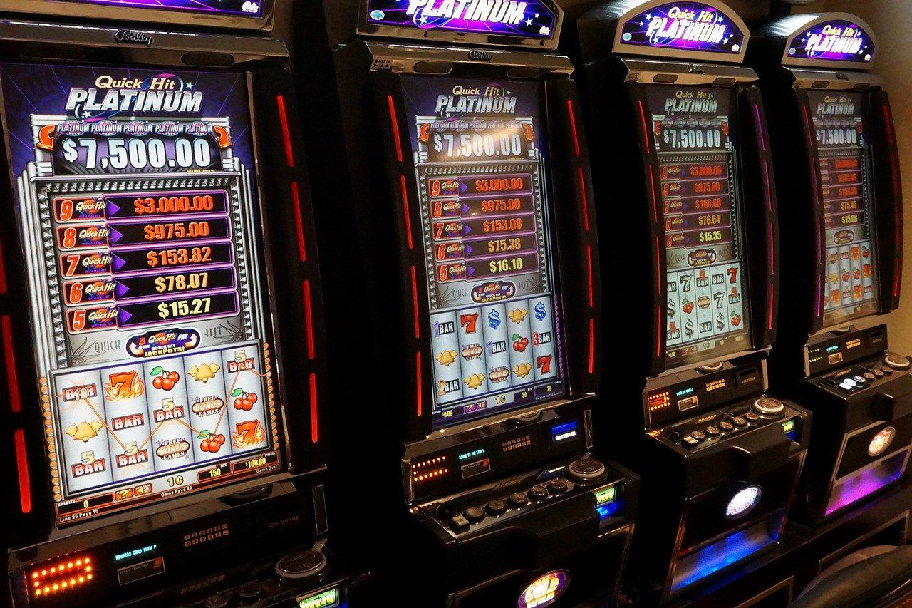 Slot Machine List