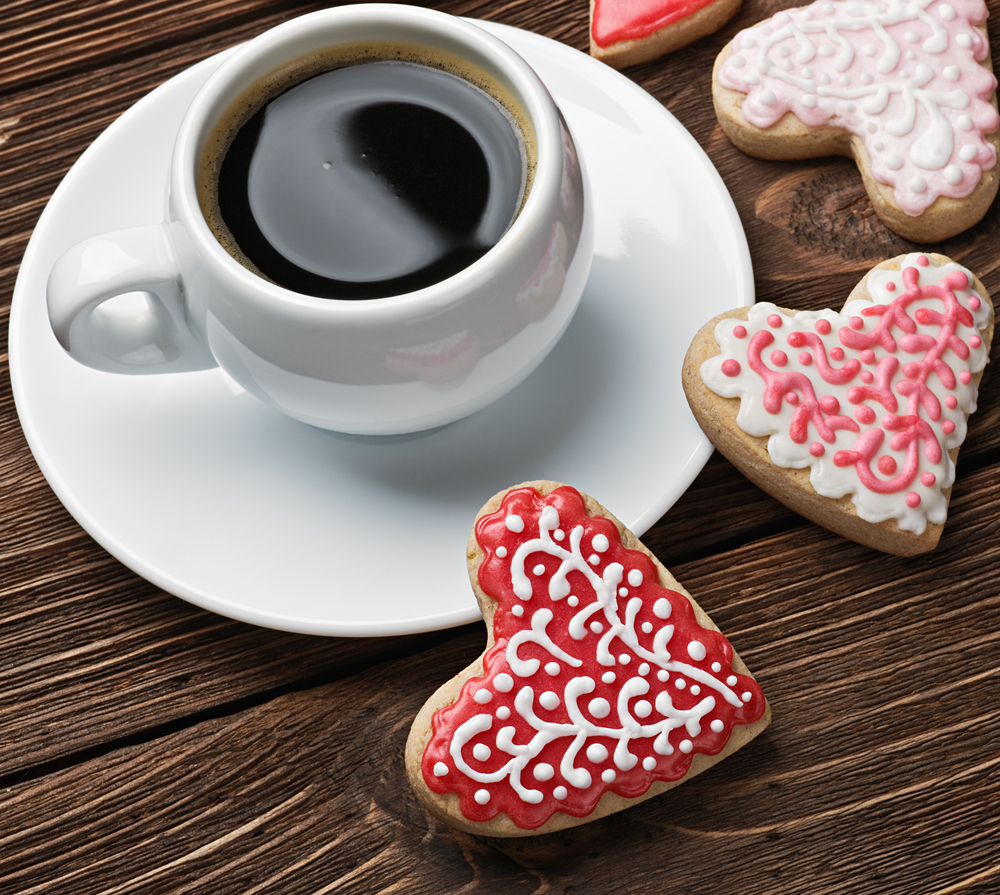 Valentine Coffee Morning The Exeter Daily