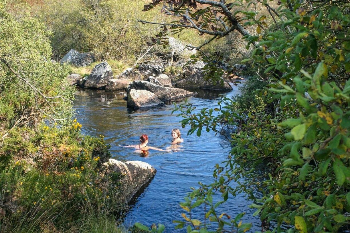 Wild Swimming Walks Dartmoor And South Devon The Exeter