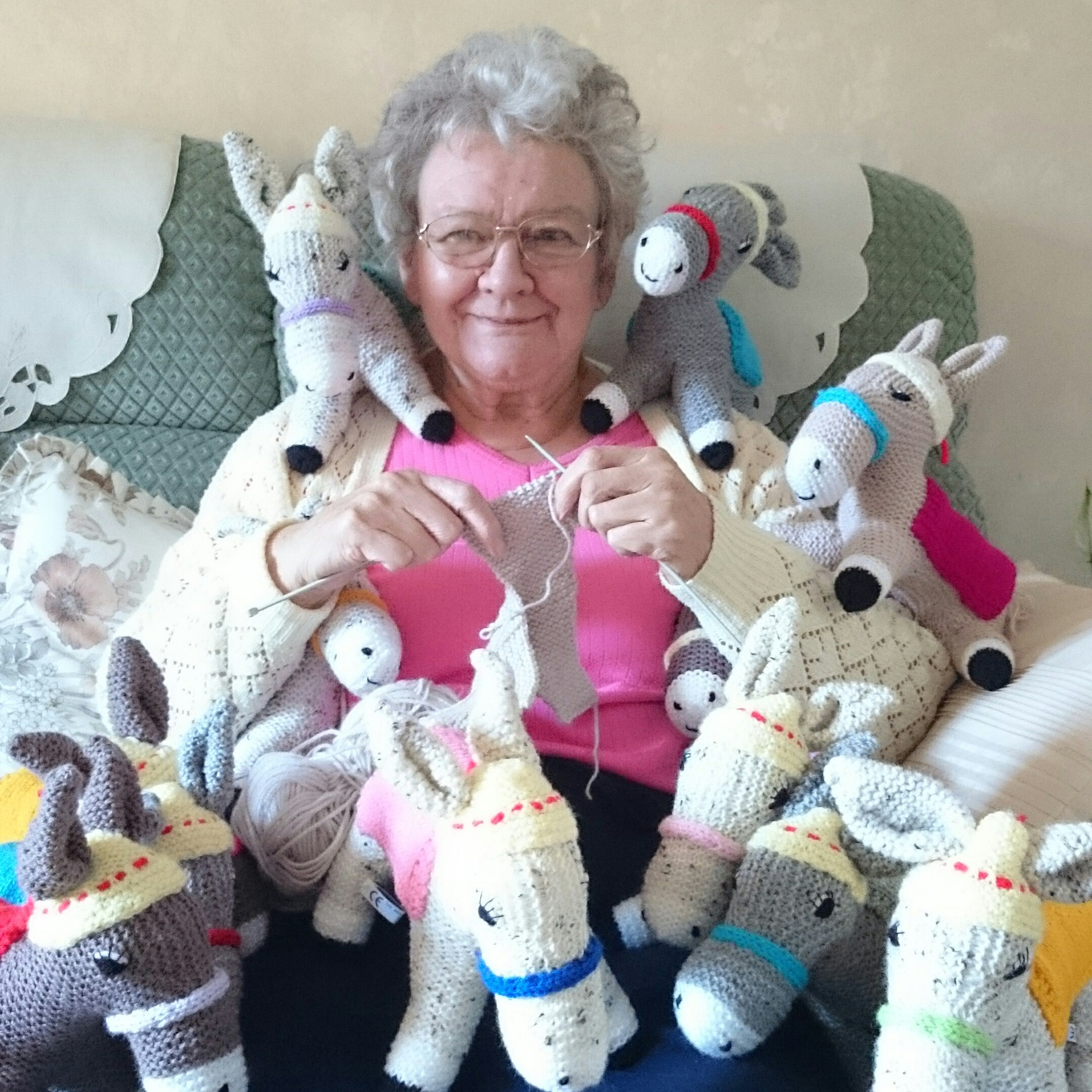 Donkey century for Dorothy! The Exeter Daily