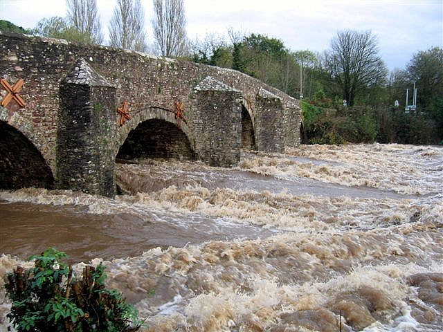 Further rain causes sleepless nights for some Devon ...