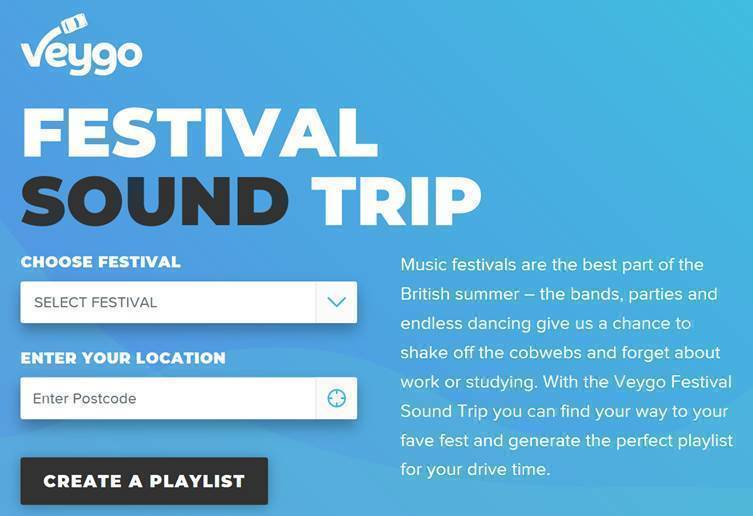 Map Of Uk Festivals.Map The Sounds Of Summer With The Festival Sound Trip The Exeter Daily