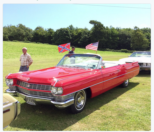 Classic American Car Show Comes To Cofton