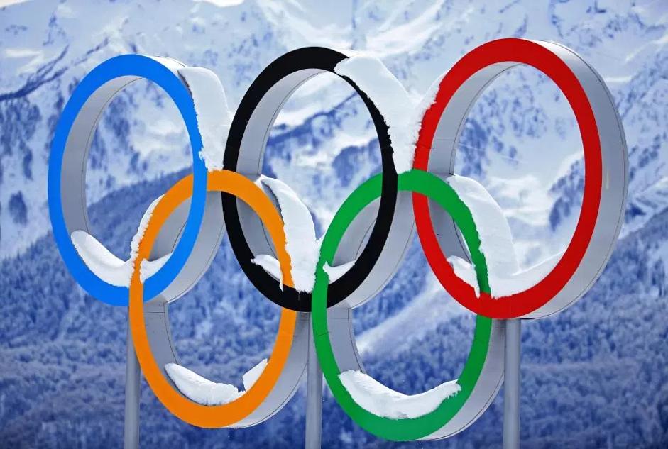 Winter olympics dating app