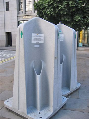 Street Urinals To Be Trialled In Exeter The Exeter Daily