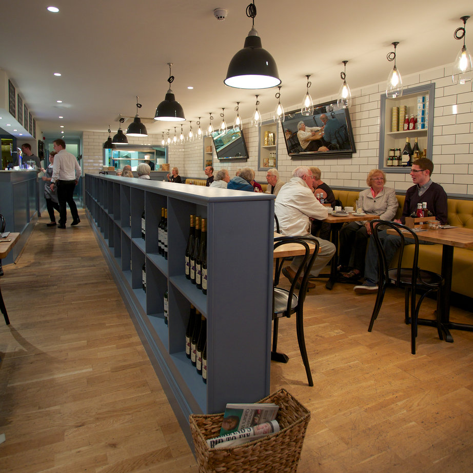 Newly Refurbished City Centre Restaurant Re-opens For