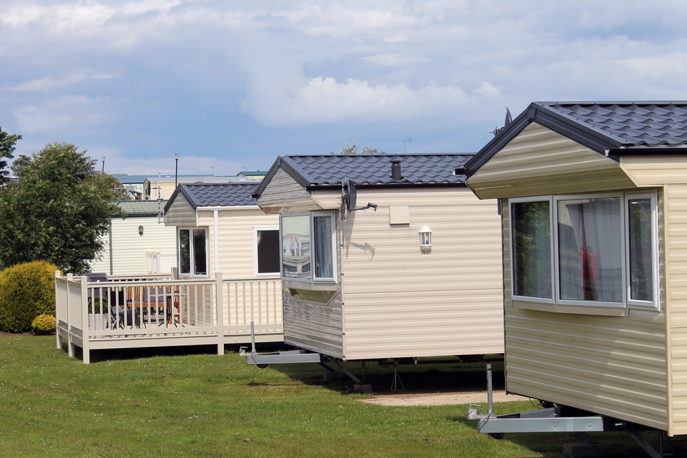 A better deal for mobile home residents the exeter daily Better homes and gardens website australia