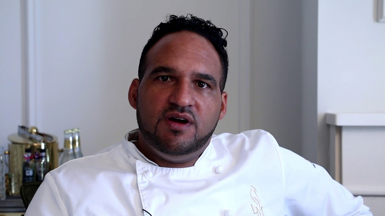 Michael Caines, MBE, talks about his adoption and his support for families for Children