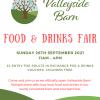 Valleyside Barn Food & Drinks Fair