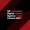 UK Digital Agency Census 2021 logo