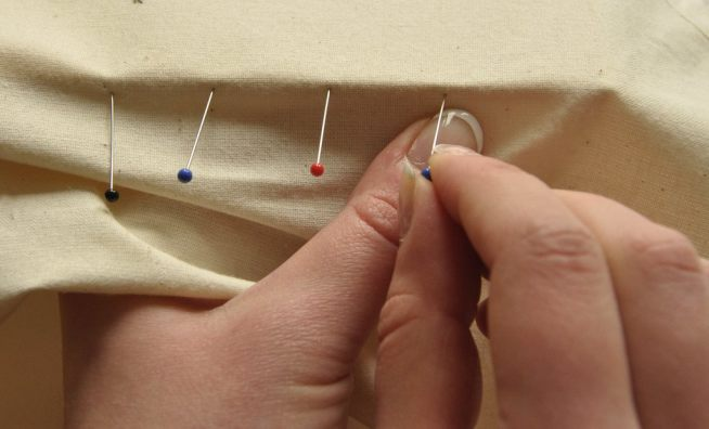 Mounting your finished embroidery/textile