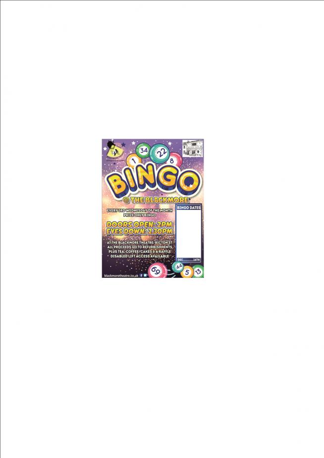 Bingo Dec 2020