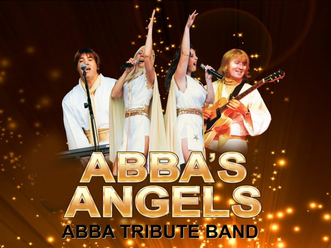 Abba's Angels Live in Concert @ Sheldon Open Air Theatre Saturday 27th July 2019