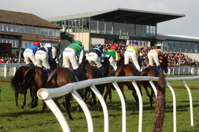 New Year's Day at Exeter Racecourse is one of our county's finest sporting occasions and it's a day not to be missed.