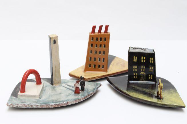 Jenny Southam Ceramics Devon Guild of Craftsmen (President's Prize winner The Summer Show 2018)