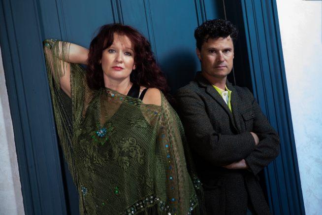 Kathryn Roberts & Sean Lakeman Photo Nikki Bidgood