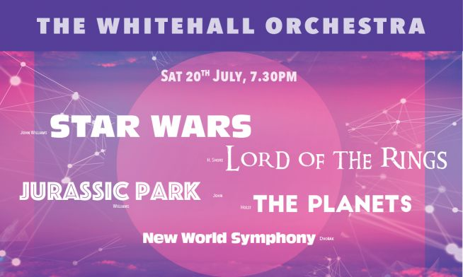 The Whitehall Orchestra _ Other Worlds concert_exeter