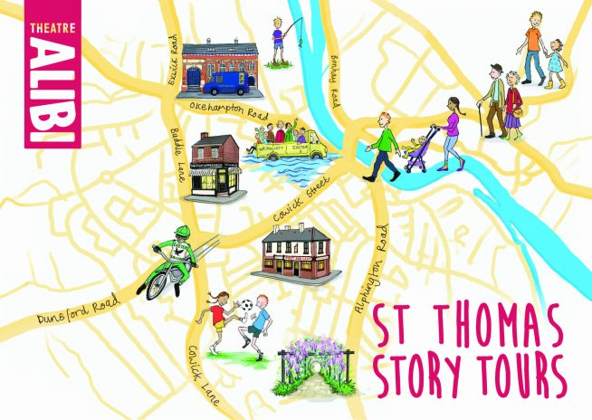 St Thomas Story Tours
