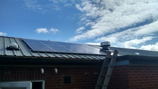 Find out about solar with ECOE
