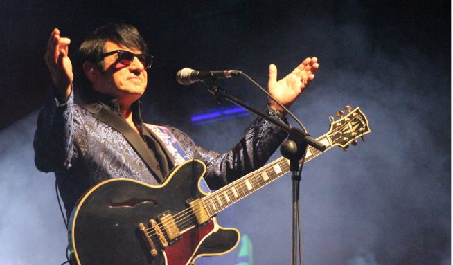 Barry Steele and Friends - The Roy Orbison Story